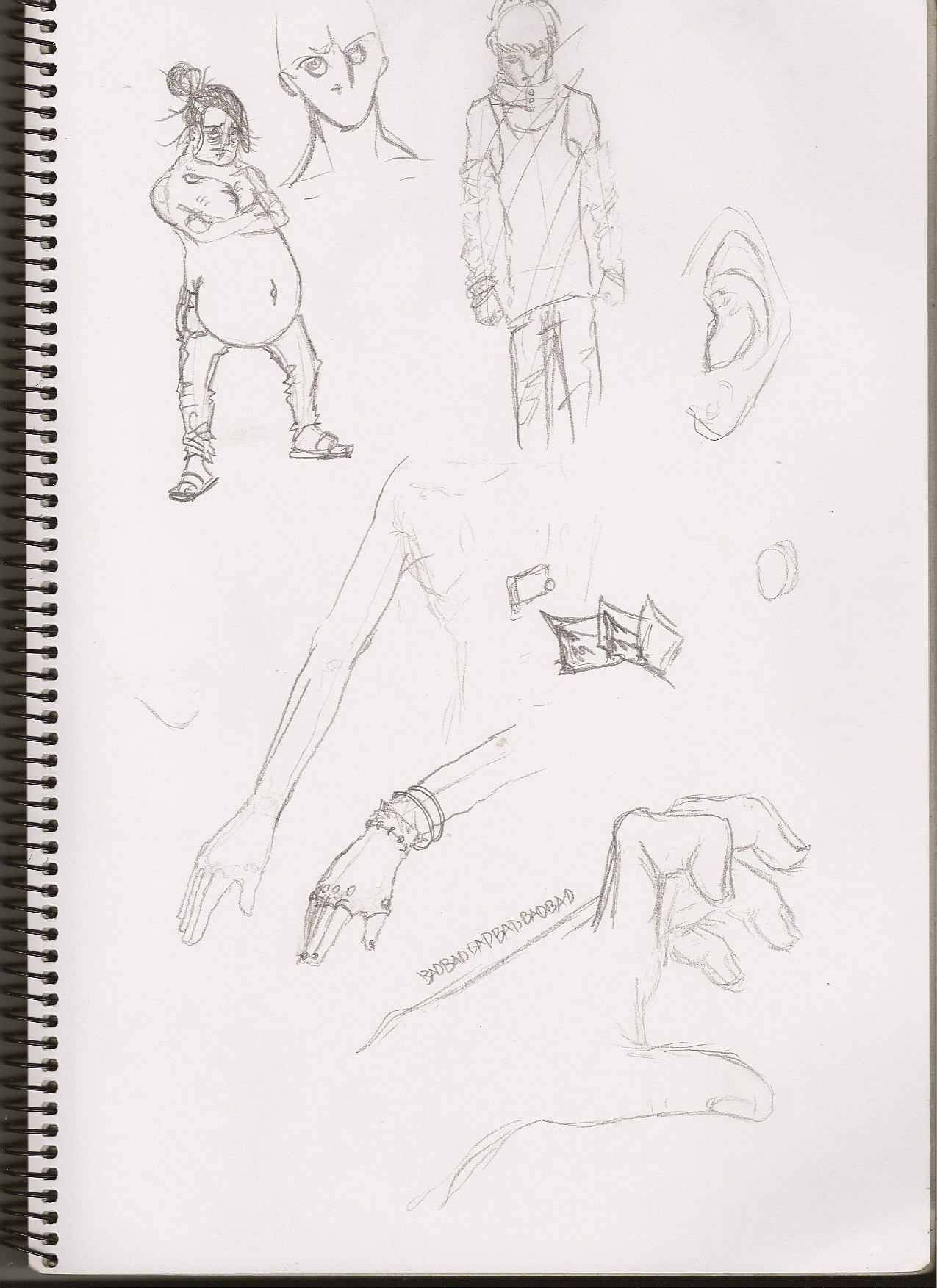 Sketches By Toiim Page 55 Beautiful Arms Are Beautiful I