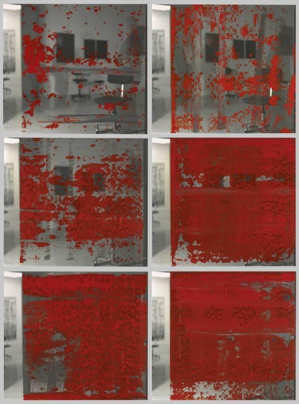 Artpedia Gerhard Richter - Portrait Standing Three