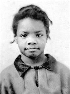 Maya Angelou as a child We carry accumulation of years in our bodies, and on our faces, but generally our real selves, the children inside, are still innocent and shy as magnolias. (Letter to My Daughter)