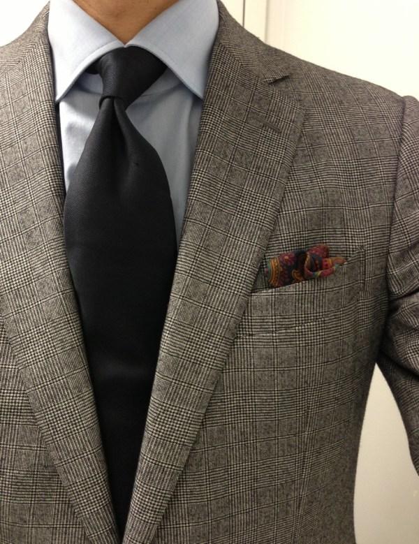 La Casuarina Ermenegildo Zegna Pow Suit Milano Cut
