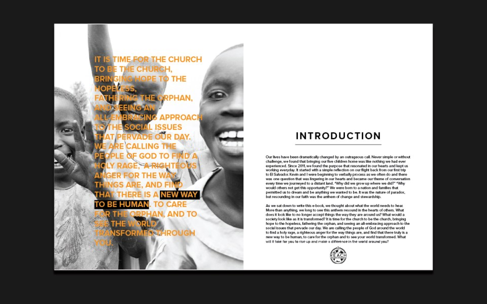 Reach Orphans Worldwide