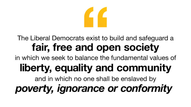 Want to know how the Liberal Democrats make policy?