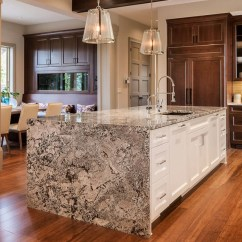 Granite Kitchen Countertops Pictures Cabinets Pulls Design Gallery Great Lakes Marble Bianco Antico Countertop 1
