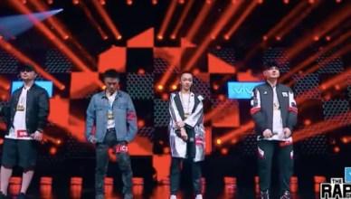 Rap of China Finale Season 2 Winner Air