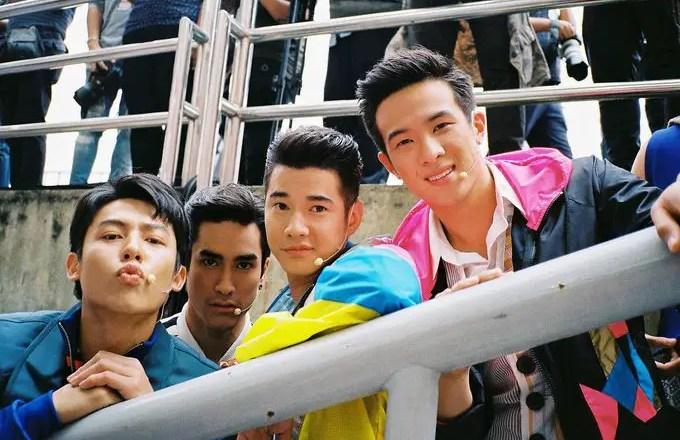 Thailand Is Remaking Boys Over Flowers 38jiejie ĸ‰å…«å§å§