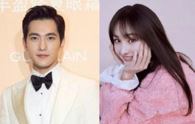 Qingcheng Cp To Reunite Zheng Shuang And Yang Yang Rumored To Star In New Fantasy Costume Drama Zhu Yan 38jiejie 三八姐姐