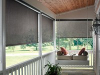 Exterior Patio Shades - Block the Sun Not the View