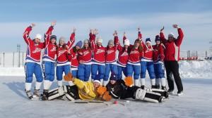 !!! ДЮСШ 7 девочки Хоккей