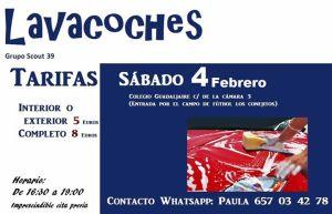 Lavacoches 4 Febrero