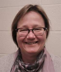 Sharon Davidson, a Unit 2 BT candidate.