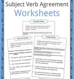 Subject Verb Agreement Worksheets   KidsKonnect [ 1056 x 816 Pixel ]