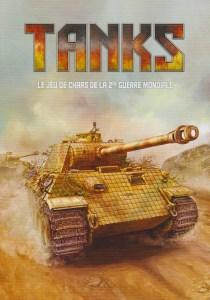 Gale Force Tanks Boite Initiation regles