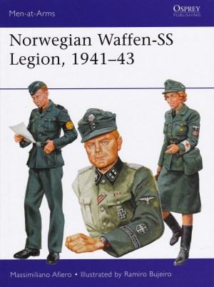 Osprey 2019 AFIERO Massimiliano Men-at-Arms 524 Norwegian Waffen-SS Legion 1941-43