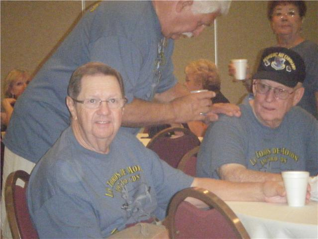 BOB ALLEN, LEE PINDER AND BILL BREWER 2009