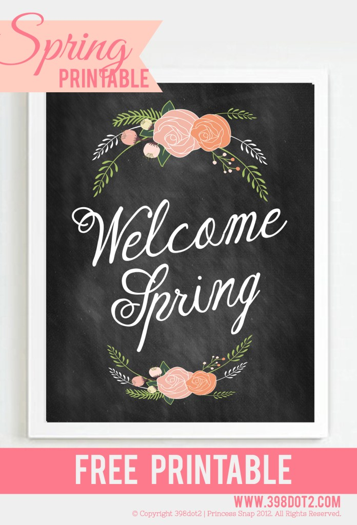 398dot2 Welcome Spring Freebie