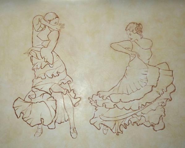 фрески александра григорьева