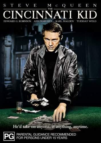 THE CINCINNATI KID(DVD66986)