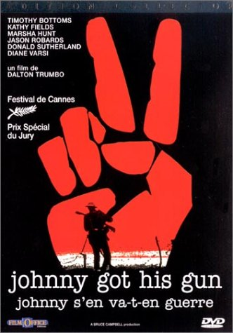 'Johnny cogió su fusil', el dolor traspasa la pantalla