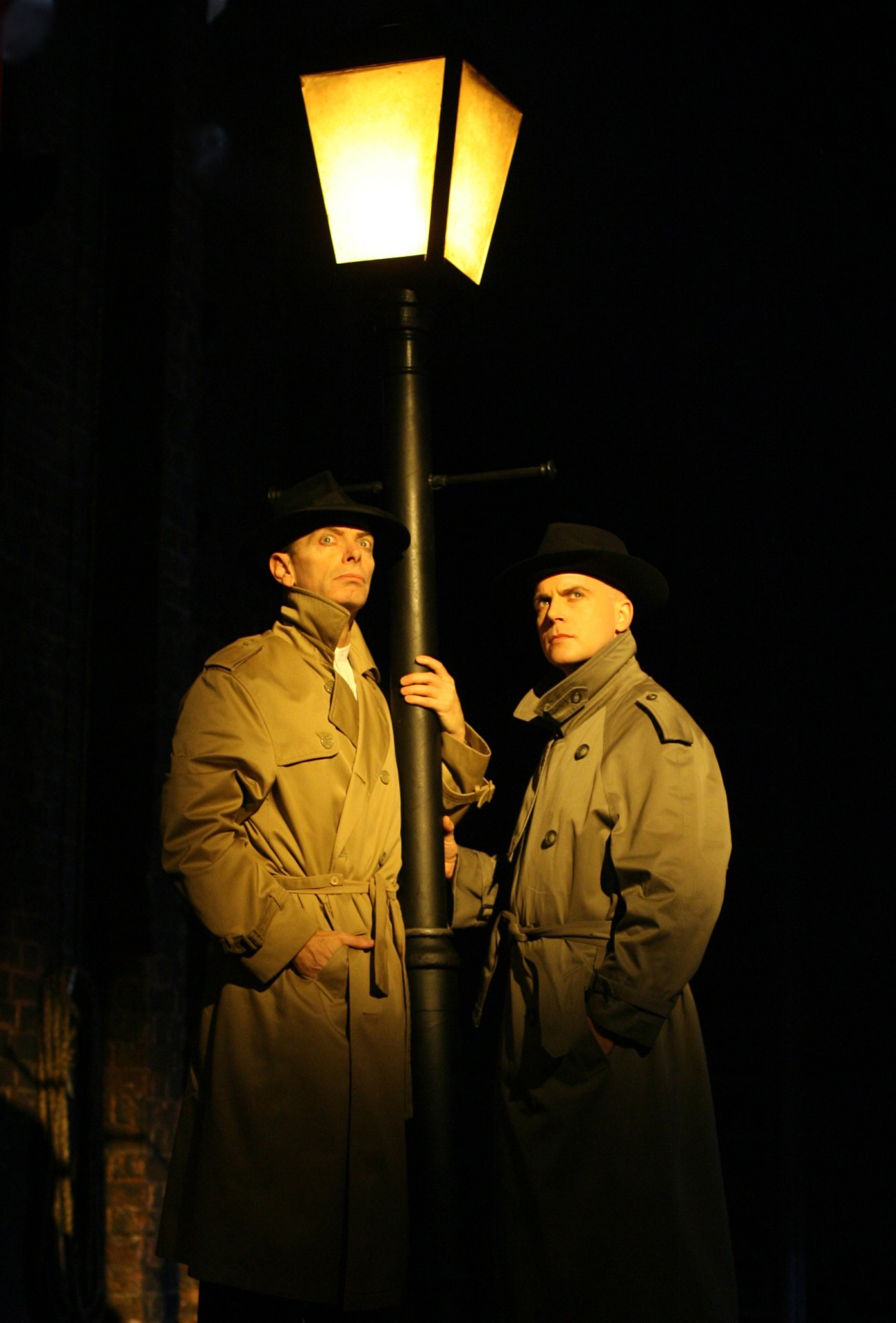 39 Steps On Broadway  Official Site