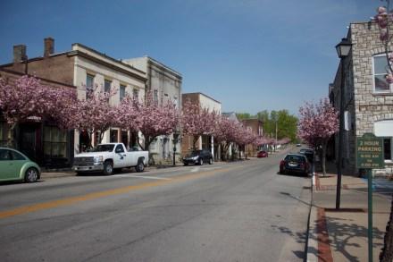 Down town on Main Street 17