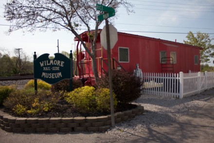 Railroad Museum - Downtown Wilmore