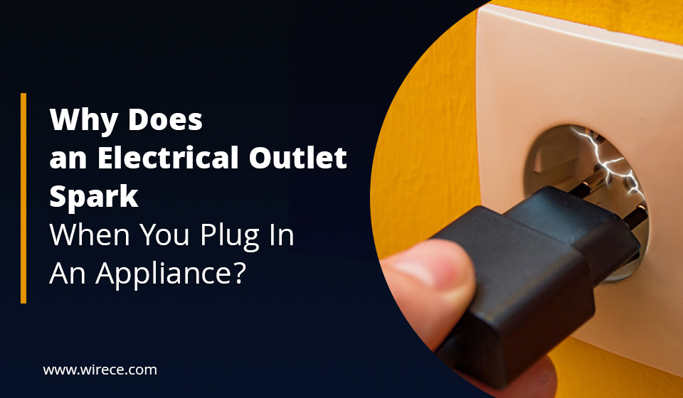 Fix Sparking Electrical Outlet