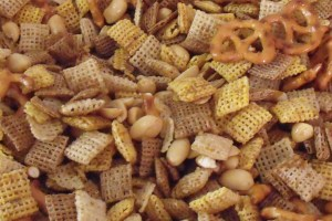 Chex Mix with Recipe