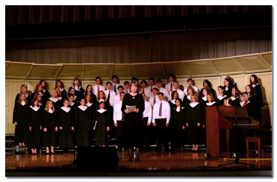 HIgh School Choir, Things that Never Die