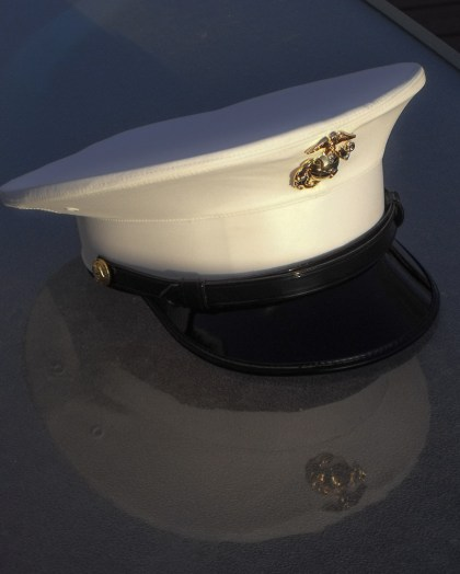 United States Marine Dress Cover