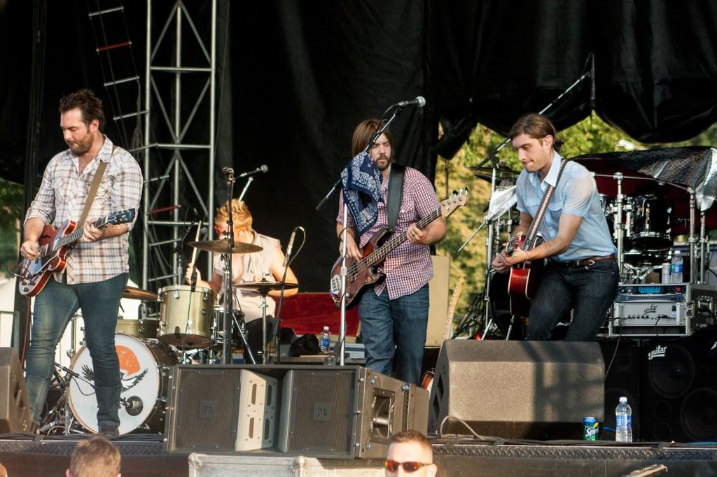 Mockingbird Sun in concert in Omaha Nebrask