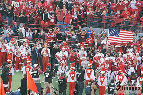 Nebraska Big Red Football