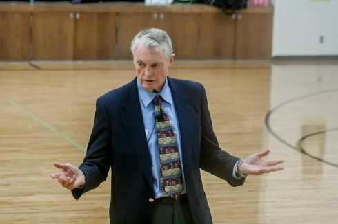 Tom Osborne talks about character