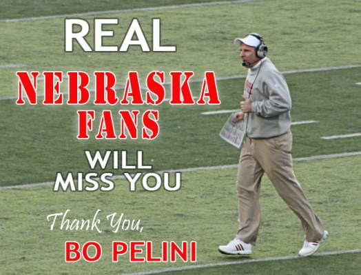 Real Nebraska fan will miss Bo Pelini