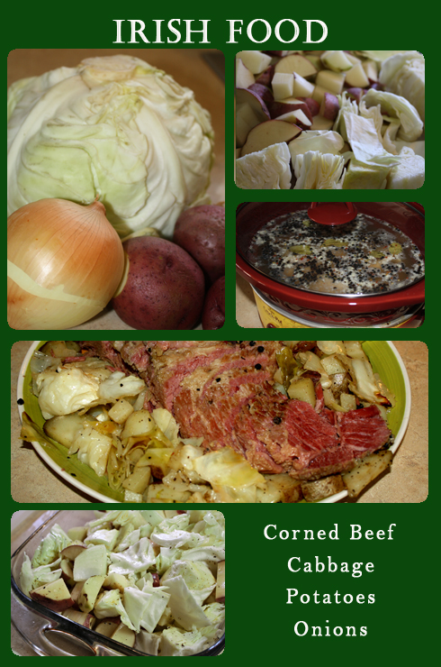 Cooking Corned Beef and Cabbage