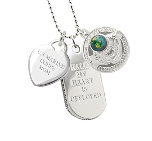Mother's Day Dog Tag MMF