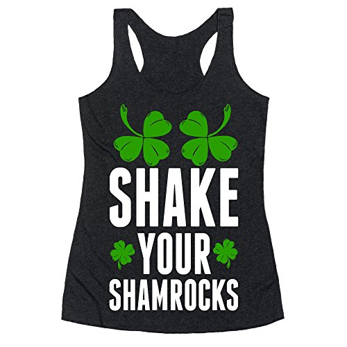Shake Your Shamrocks cute and sexy t-shirt for men and women