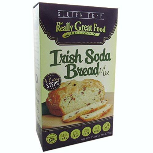 Really Great Food Gluten Free Irish Soda Bread Mix 25 Oz