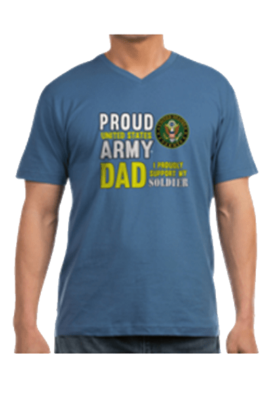Shirts for Fathers of Soldiers in the Army