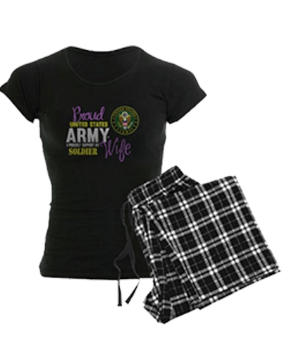 Army wife pajama set