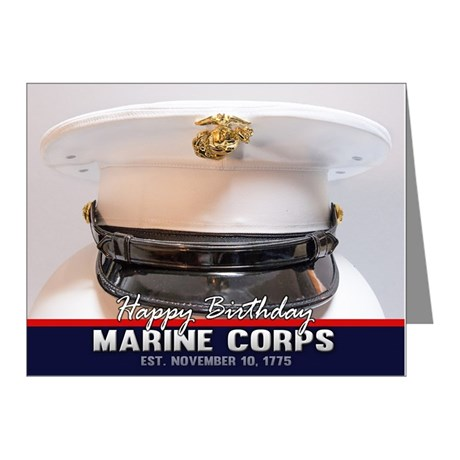 USMC Birthday Card