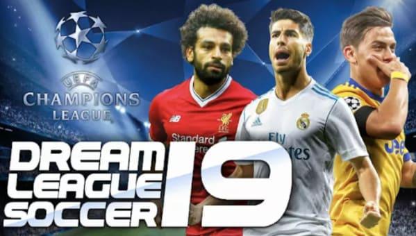 تحميل Dream League Soccer Apk+Obb للاندرويد 2019