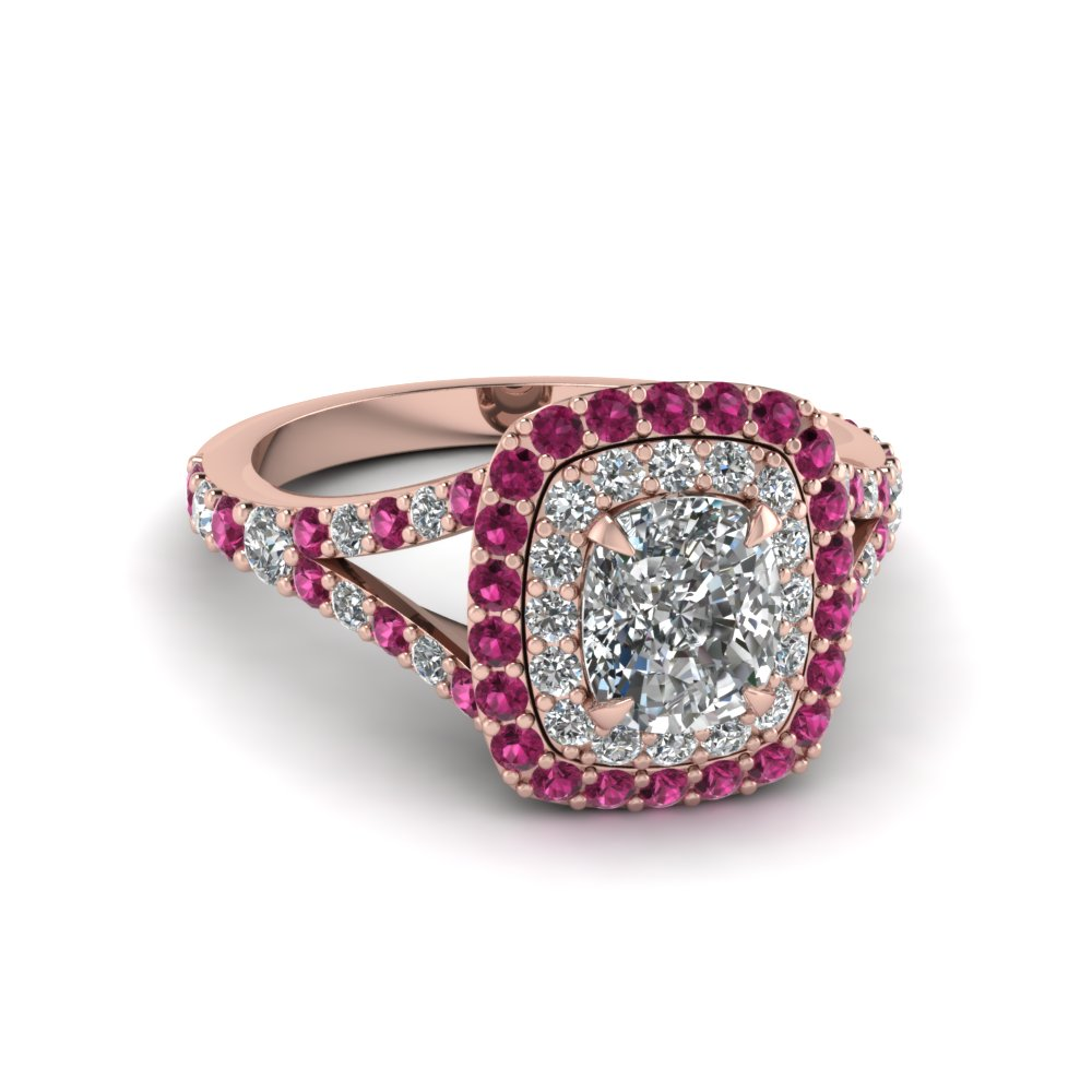 9 Best Cushion Cut Engagement Rings
