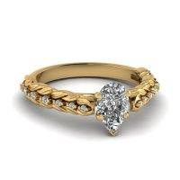Engagement Rings For Women Gold And Diamond