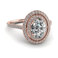 Top 20 Oval Engagement Rings