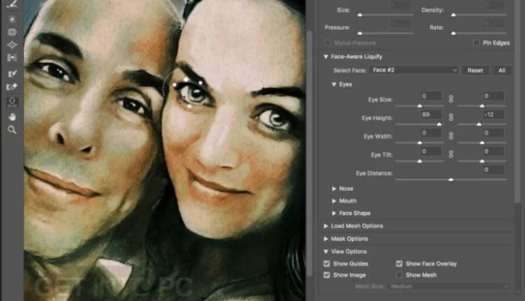 تحميل برنامج الفوتوشوب adobe photoshop cc 2018 للكمبيوتر