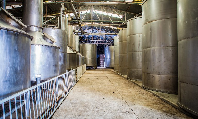 Distillation – 7 Years into the process timeline