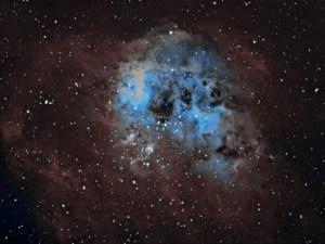 2013__Frank Wielgus__No-Show Nebula (IC 410)