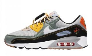 Nike Air Max 90 'Spiral Sage'