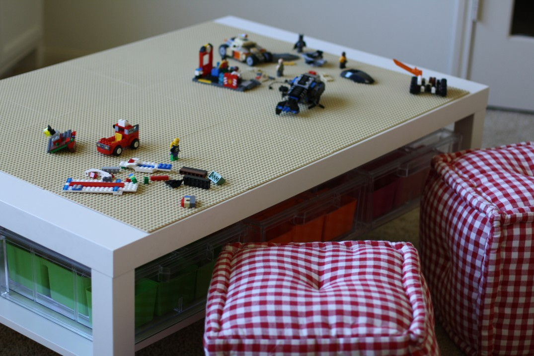 How To Make A LEGO Table In 6 Easy Steps  Simplemost