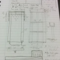 Bowling Lane Dimensions Diagram Alpine Type X Wiring How To Build Your Own Backyard Alley Simplemost